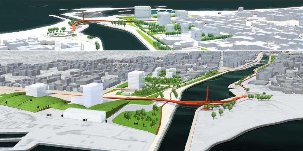 Piano particolareggiato della zona portuale di pescara - Progetto casa pescara ...