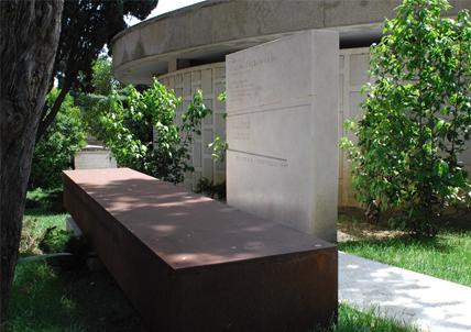 MEMORIALE AL CIMITERO TAVERNELLE DI ANCONA