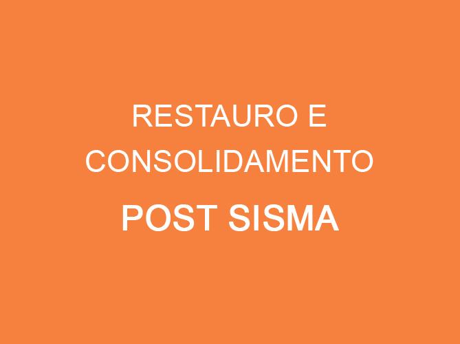 POST-SISMA