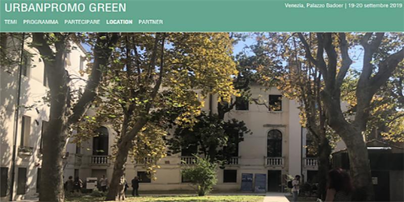 Archisal- Urbanpromo green 2019 venezia