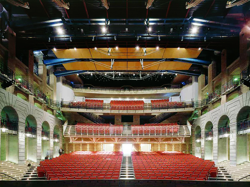 Archisal- Ancona Teatro Muse copertina