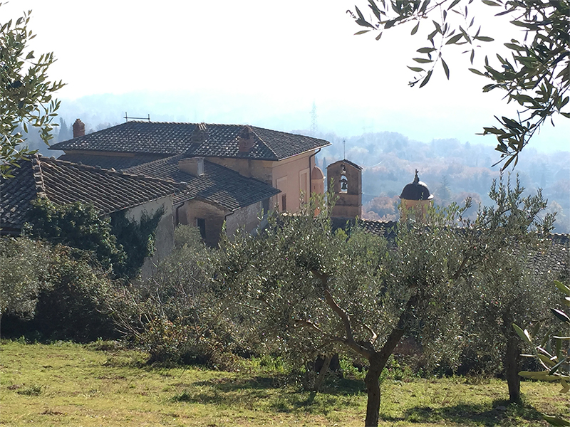 Archisal Terni Villa Setacci COPERT