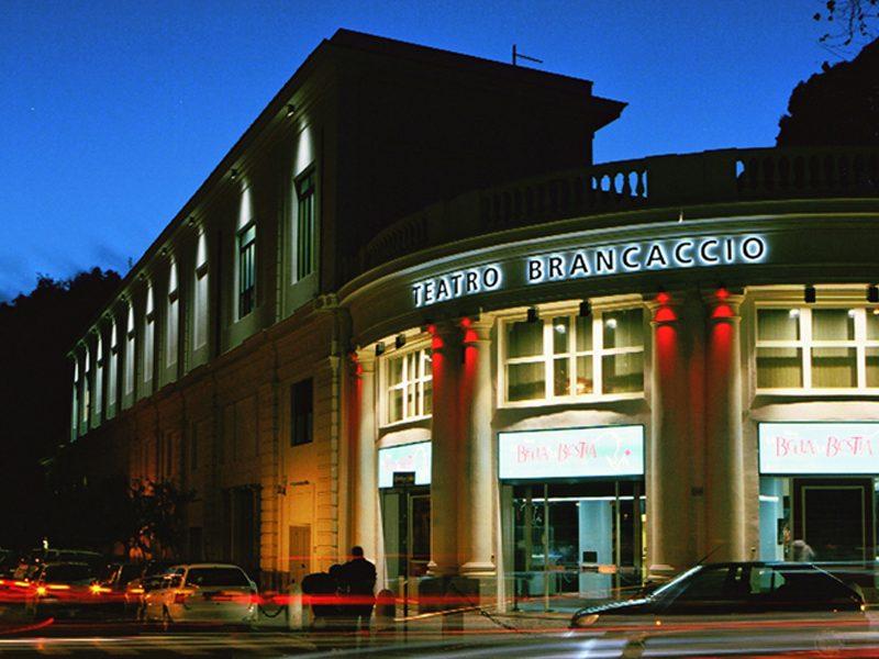 Archisal- Roma Teatro Brancaccio COPERT