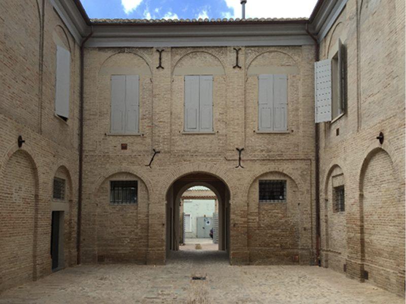 Archisal- Senigallia Palazzo Merlini COPERT