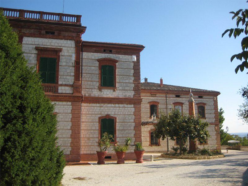 Archisal- Villa Vetta Marina COPERT