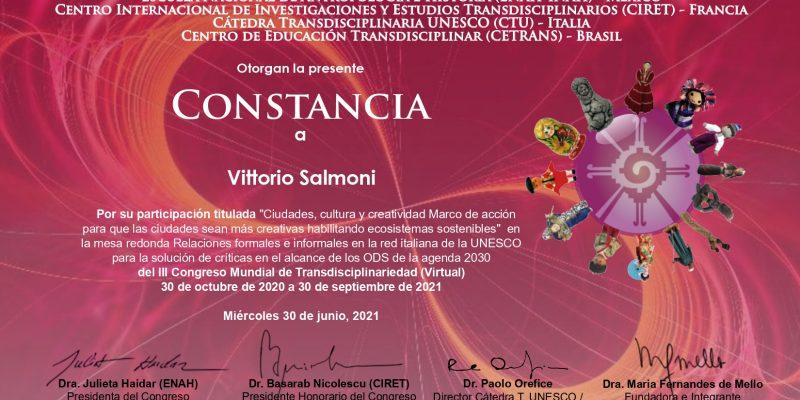 Vittorio Salmoni partecipazioni_page-0001